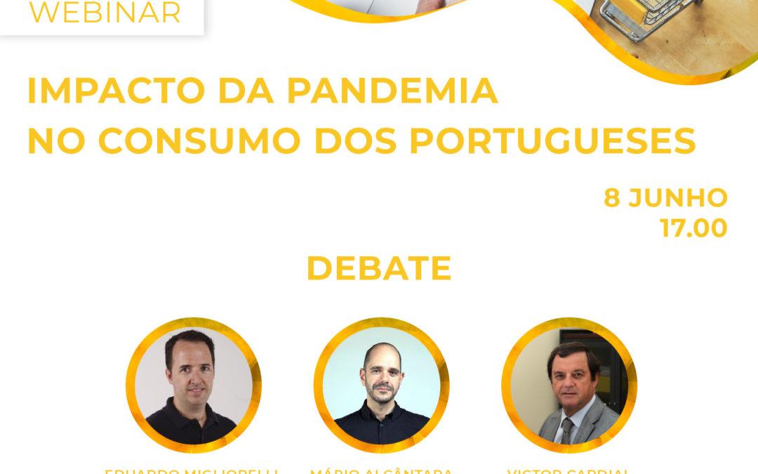 Webinar: Impacto da pandemia no consumo dos Portugueses