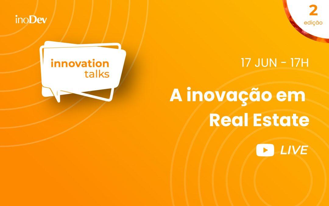 LIVE: Innovation Talks 2ª edição