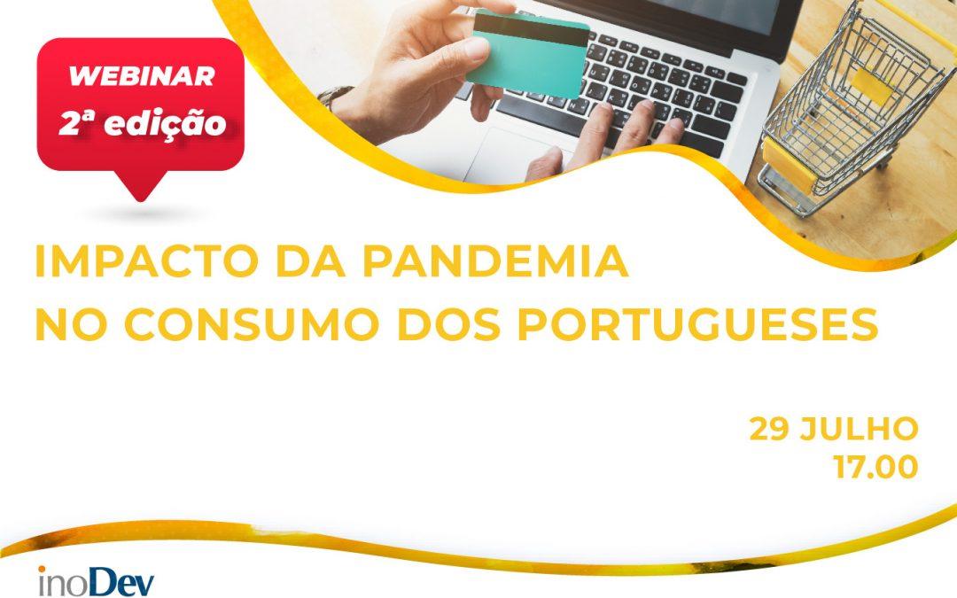 Webinar: Impacto da pandemia no consumo dos portugueses – 2ª edição