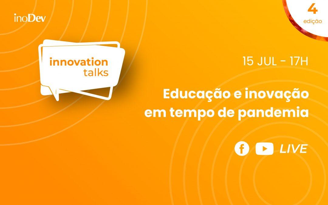 LIVE: Innovation Talks 4ª edição