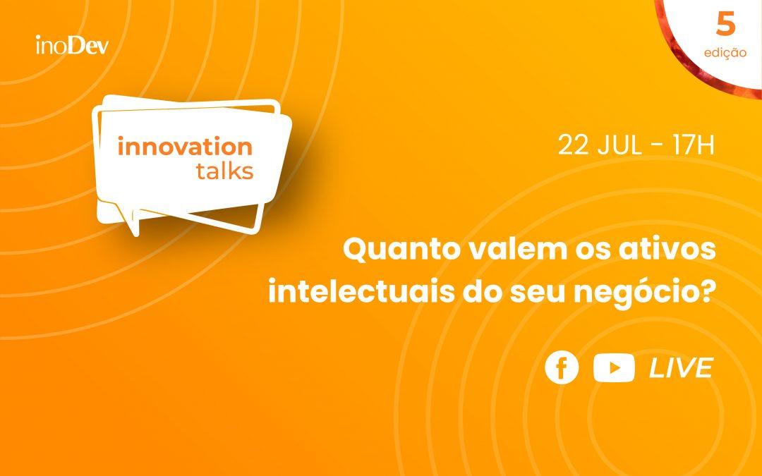 LIVE: Innovation Talks 5ª edição