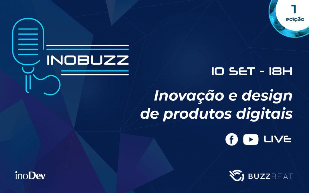 INOBUZZ: Inovação e design de produtos digitais