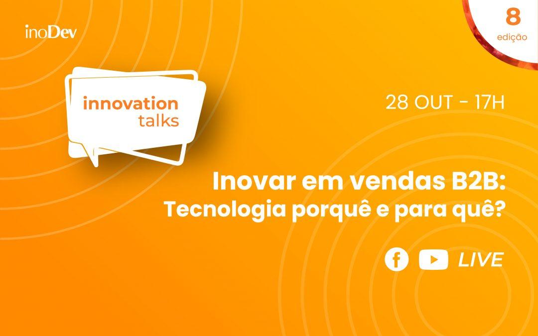 LIVE: Innovation Talks 8ª edição