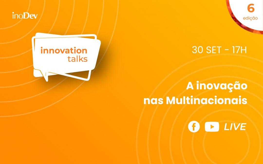 LIVE: Innovation Talks 6ª edição