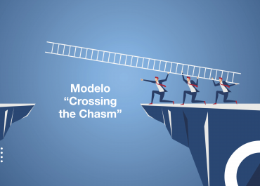 """Modelo """"Crossing the Chasm"""""""