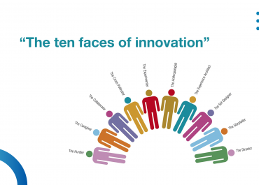 """""""The ten faces of innovation"""""""
